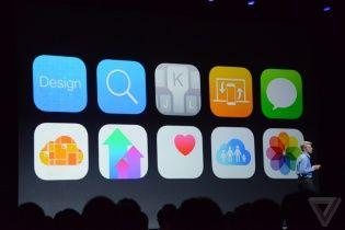 Apple показала нову операційку iOS 8: чим вразили купертінівці