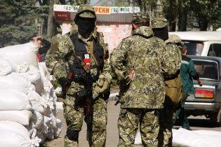 В Краматорске террористы со снайперскими винтовками дежурят на огневых точках - Тымчук