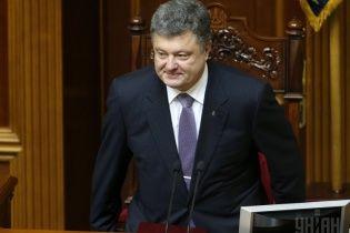 Порошенко впевнений, що Євробаскет-2017 зможе об'єднати українців
