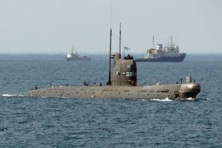 """Росія поверне Україні підводний човен """"Запоріжжя"""""""