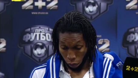 Мбокани: Динамо поборется за 2-3 место