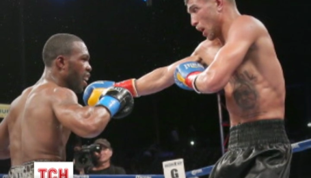 Василий Ломаченко стал чемпионом мира по боксу