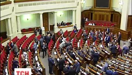 Парламентская коалиция может распасться уже сегодня