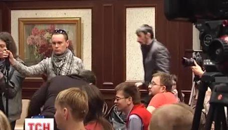 У Харкові заарештували одіозного Топаза, який керував тітушками