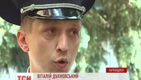 На Харьковщине перевернулся микроавтобус полный пассажиров