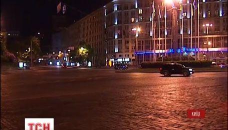 Обещанных танков в Киеве не видно