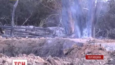 Минэнерго подсчитало убытки после взрыва на газопроводе Уренгой-Помары-Ужгород