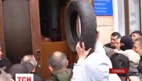 В Тернополе уже начались репетиции провокаций к 9 мая - мэр