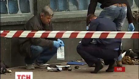 """Біля метро """"Арсенальна"""" затримали двох терористів з вибухівкою"""