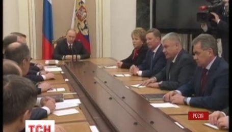 Россия лишила Украину скидок на газ, отобрав Крым