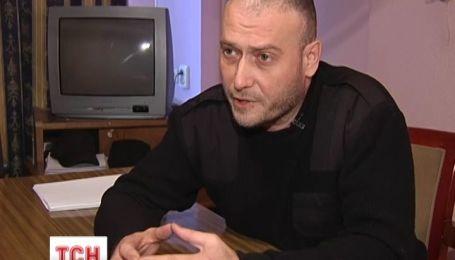 Дмитро Ярош балотується у президенти, а «Правий сектор» перетворюється на партію