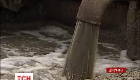 Вода в квартирах жителей Донецка появится минимум через 10 дней