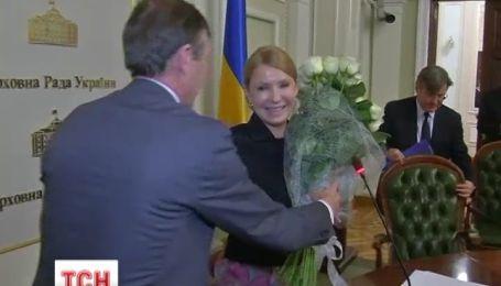 Тимошенко решила взяться за исправление ситуации в Украине