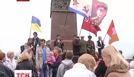 Проросійські активісти в Одесі порушили угоду і вийшли на марш