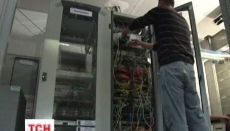 Хакеры запустили вирус в украинскую базу данных в Бельгии