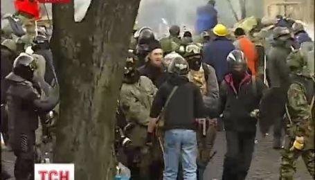 Прокуратуру и милицию накажут за сокрытие преступлений против майдановцев