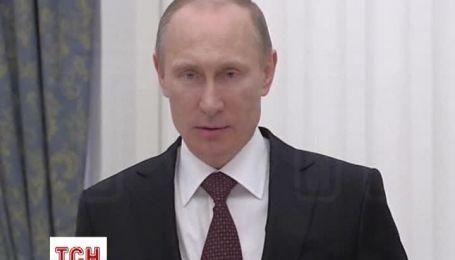 Путін підписав указ про утворення Кримського федерального округу