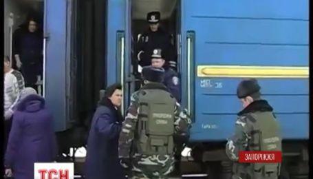 В Запорожской области задержали курьеров с деньгами для сепаратистов