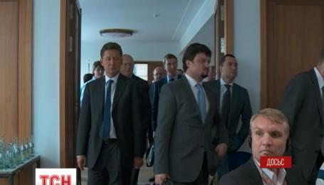 Министры энергетики России и Украины назначили очередной раунд переговоров