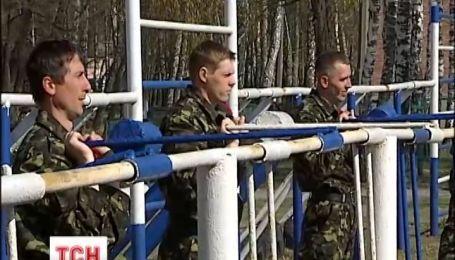 Первые бойцы Национальной гвардии готовы дать присягу