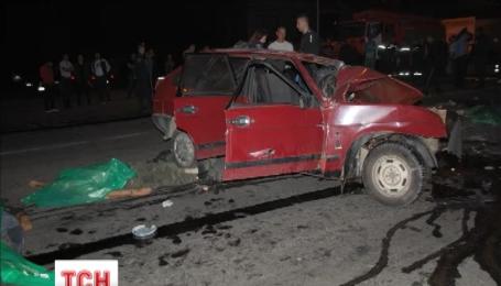 У смертельному ДТП на Буковині був зять начальника ДАІ Чернівецької області