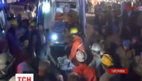 На шахті у Туреччині стався потужний вибух