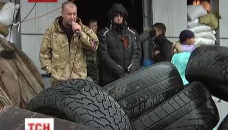 У Луганську сепаратисти створили сотню самооборони
