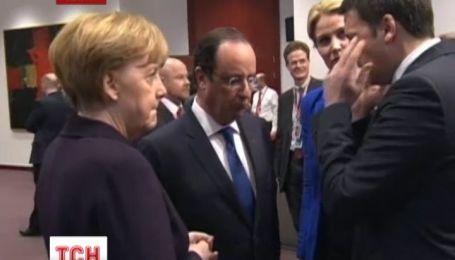 Европа боится вводить серьезные экономические санкции против России
