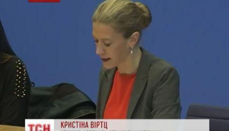 Германия также увидела на Востоке Украины руку Москвы
