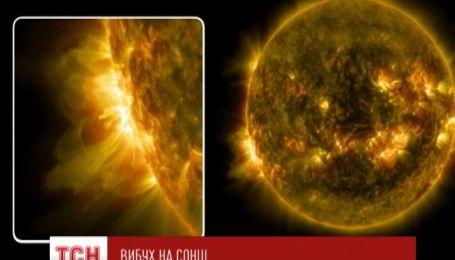 На Солнце прошли несколько мощных вспышек класса Х