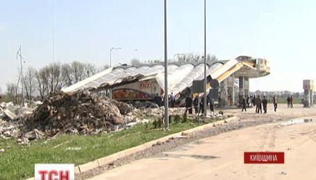 Для расследования взрыва на АЗС создали специальную комиссию