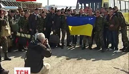Морпехи из феодосийского батальона покинули Крым