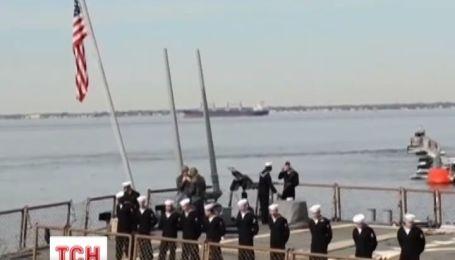 Росіяни почали провокації проти американців у Чорному морі
