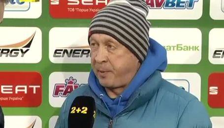 Тренер Іллічівця - про перемогу над Карпатами