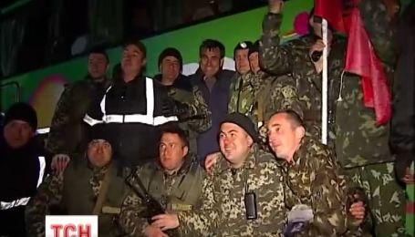 Керченські морпіхи залишають Крим без командира