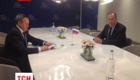 Росія скасувала переговори з українськими дипломатами