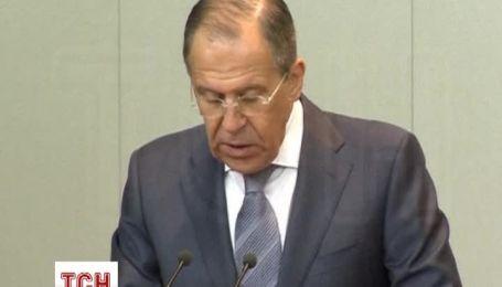 Лавров: Крым юридически станет частью России уже на этой неделе