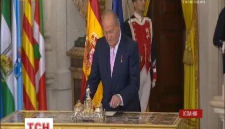 Іспанія вже за кілька години коронує нового монарха