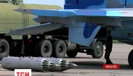 Луганские террористы планировали атаковать николаевский аэродром