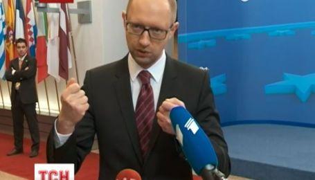 В Правительстве отложили подписание экономической части ассоциации с ЕС
