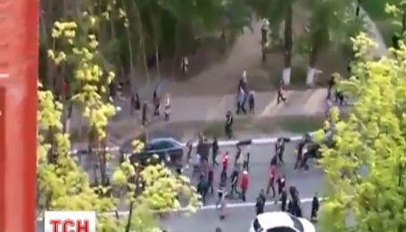 У Підмосков'ї російські ультраси спровокували зіткнення з поліцією