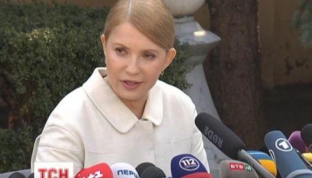 Штаб Порошенко хочет, чтобы Тимошенко сняла свою кандидатуру с выборов