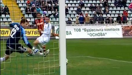 Ворскла - Шахтар - 1:0. Відео матчу