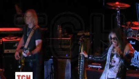 Aerosmith анонсировали начало летнего мирового турне камерным концертом