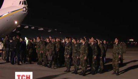 Морські піхотинці прилетіти до Києва
