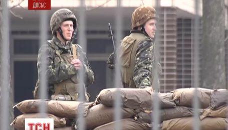 Украинские военные не имеют возможности выехать из Крыма и просят помощи