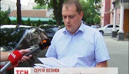 Правоохранители начали проверять освобождение Лозинского из тюрьмы