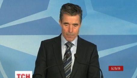 В НАТО сочувствуют Украине, но к себе не зовут