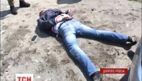 У Дніпропетровську затримали диверсантів, які готували теракт