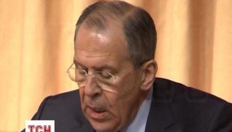 """Лавров придумав, як забезпечити """"деескалацію української кризи"""""""